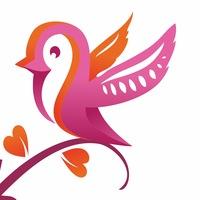 Логотип КРЫЛЬЯ - Тюмень