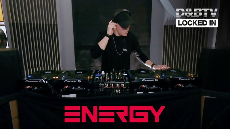 A.M.C Presents ENERGY D BTV: Locked In DJ Set