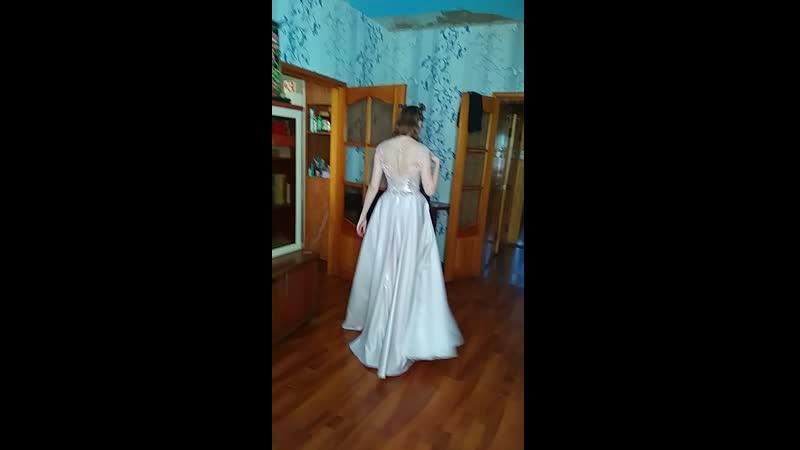 Платье Алины 2