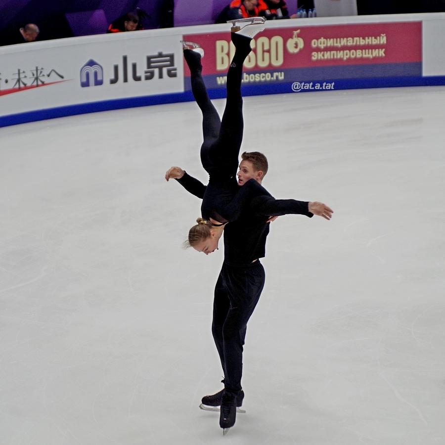 GP - 5 этап. Rostelecom Cup Moscow / RUS November 15-17, 2019 - Страница 38 TkLYrmG2Zqc