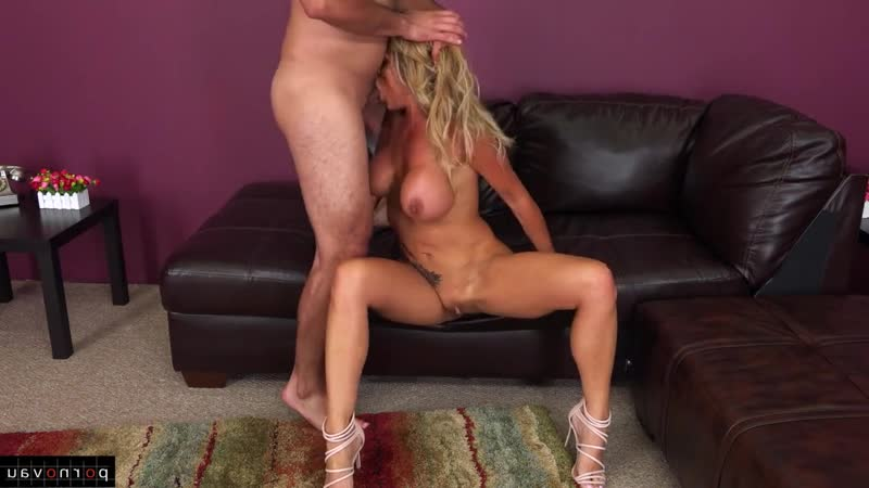 Aubrey Black [ Rape &  Mothers &  Casting / Cumshot in mouth , In condom , Heels , Old with young , ]
