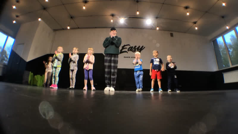 ДЕТСКИЙ КЛУБ «ИЗИКИ»|EASY DANCE STUDIO