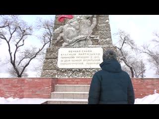 """Эдуард Ондар """"На братских могилах"""""""