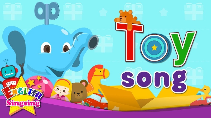 Toy Song Educational Children Song Learning English for Kids