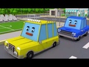 20 Min Nonstop Police Car Adventures and More for Kids Watc Online Free