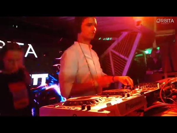 Max Bett Orbita Project w PETER G at Bessonniza