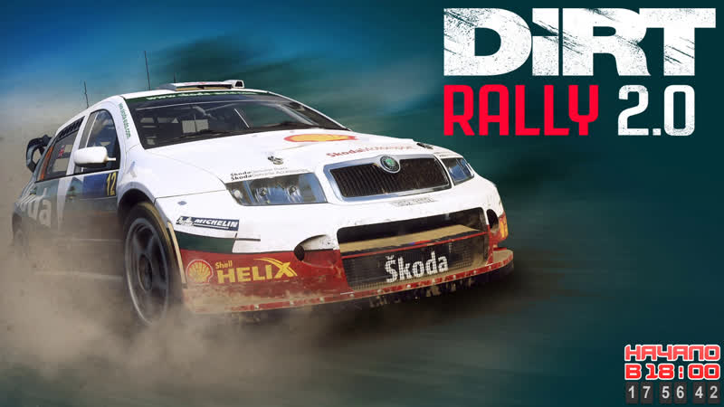 Безумные события карьеры Колина Макрея DiRT Rally 2 0 Colin McRae Flat Out Pack
