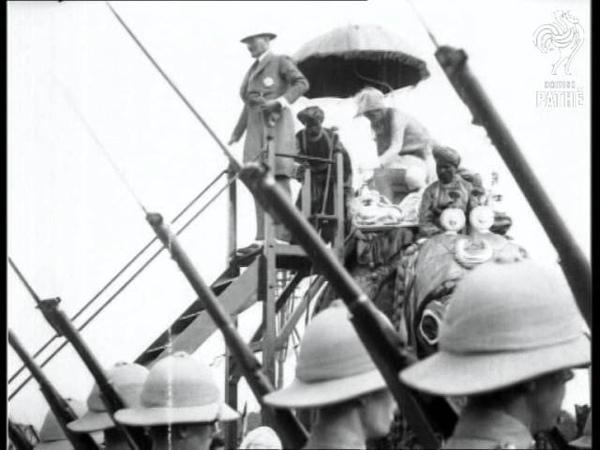 With Eastern Splendour 1928