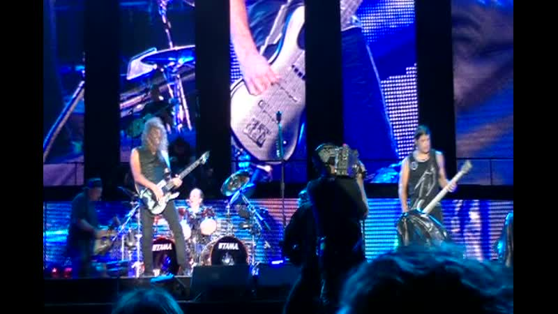 Metallica - 2014.06.09 - Landgraaf, The Netherlands [AUD] [No Laef Clover Ver.] (Part 1)