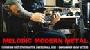 Melodic Modern Metal - Fender Jim Root Stratocaster | Mercuriall U530 | OwnHammer Heavy Hitters