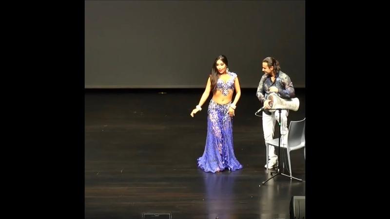 "Jinhee Kim Artem Uzunov Performance ""Belbly"" in Singapore Shakiya Galashow 2019"