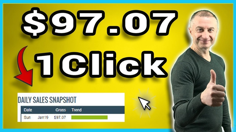 How I Earned $97 07 With 1 Click 💰Real Proof 🔥Make Money On Clickbank 2020