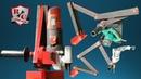 SOPORTE MULTIFUNCION para amoladora, taladro y sierra / Angle Grinder Support
