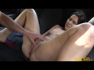 Riley Bee - Shy student strikes sexual deal
