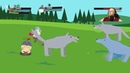Злые Канадские волчары ● South Park The Stick Of Truth 24