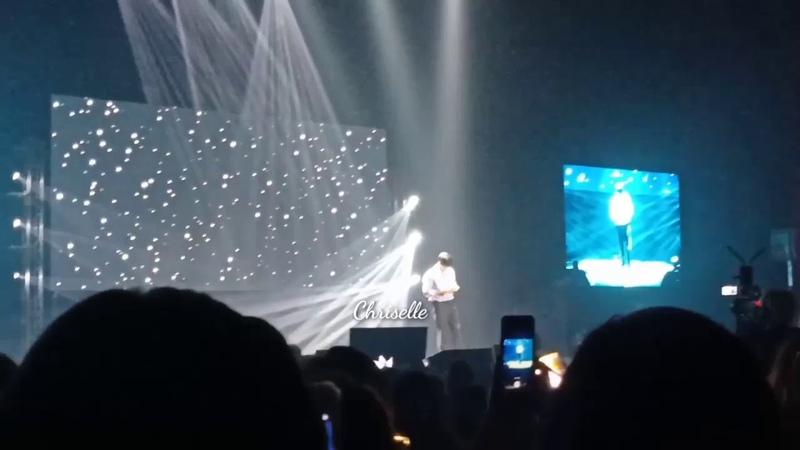 01 12 2020 Kim Myungsoo in Manila Angel's Last Mission Love OST