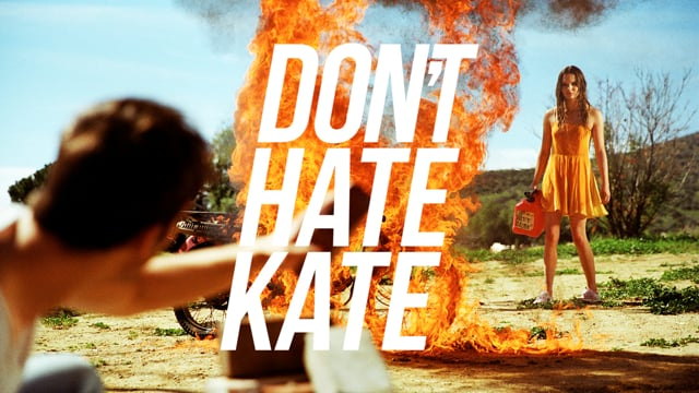 DON'T HATE KATE 35mm Teen Horror Series
