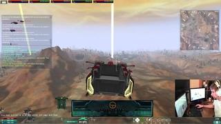 Planetside-HUGE 18 KILL LOADSTAR BOMB!! w/ Live Reaction
