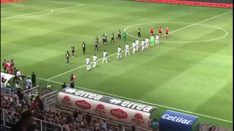 10.08.2019 - Stadio Ennio Tardini - Parma -Sampdoria