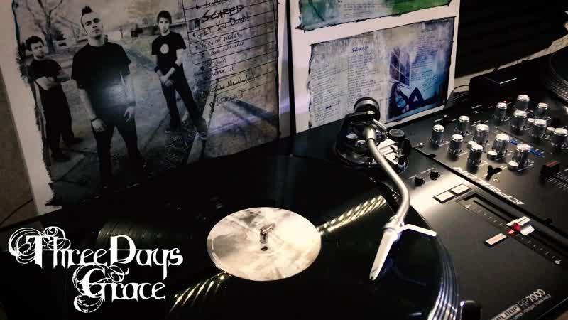 Three Days Grace Wake Up vinyl rip