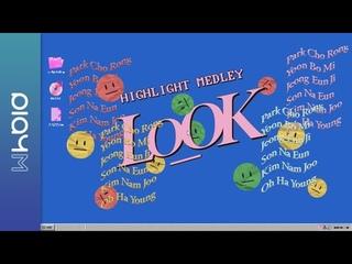 Apink 9th Mini Album [LOOK] HIGHLIGHT MEDLEY