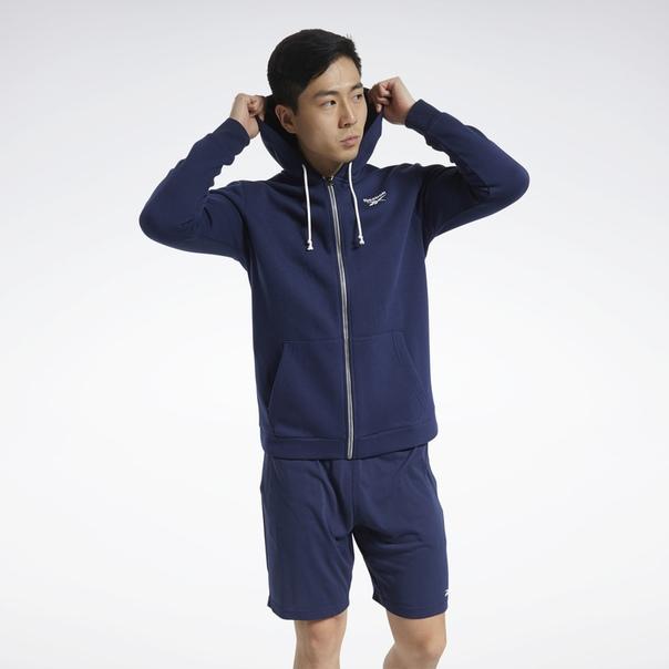 Худи Training Essentials Fleece Zip Up image 1