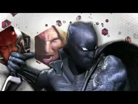 Marvel Ultimate Alliance - Making of - Xbox360.mov