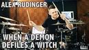 Alex Rudinger Whitechapel When A Demon Defiles A Witch