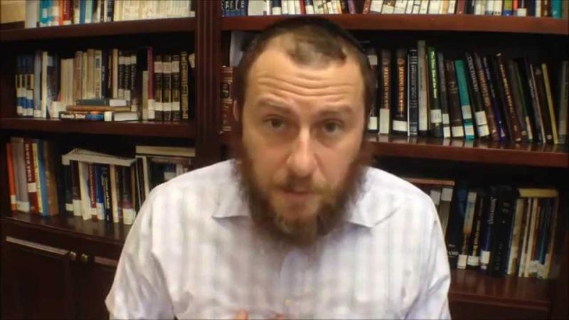 Недельная глава с Ашером Альтшулем Глава Вайера