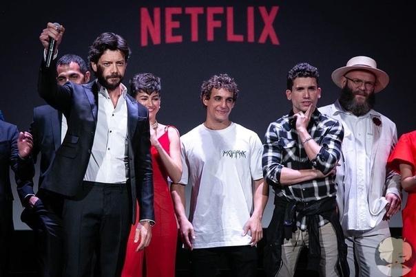 Netflix представил список самых популярных шоу за всю историю
