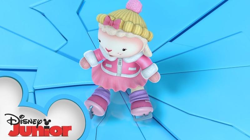 On Thin Ice ⛸️ Doc McStuffins Arctic Rescue Disney Junior