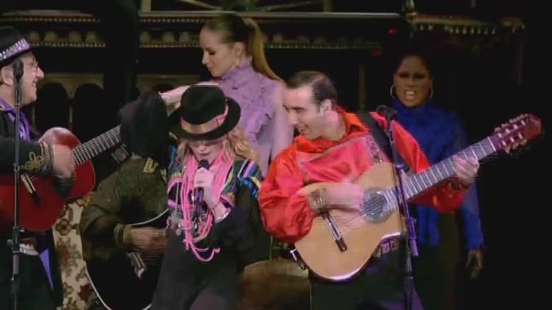 La Isla BonitaLe La Pala Tute_Madonna featuring Kolpakov Trio