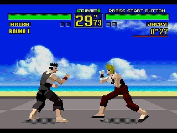 Top 10 Sega 32X Games