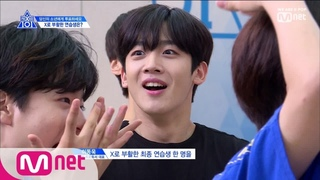 PRODUCE X 101 [] 'X's Return' The 1 Trainee Who Resurrected Is? 190628 EP.9