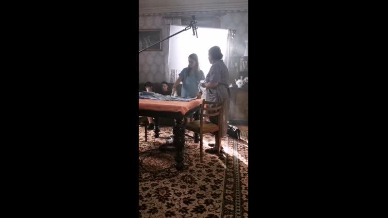 Съёмки сериала «Женские секреты»