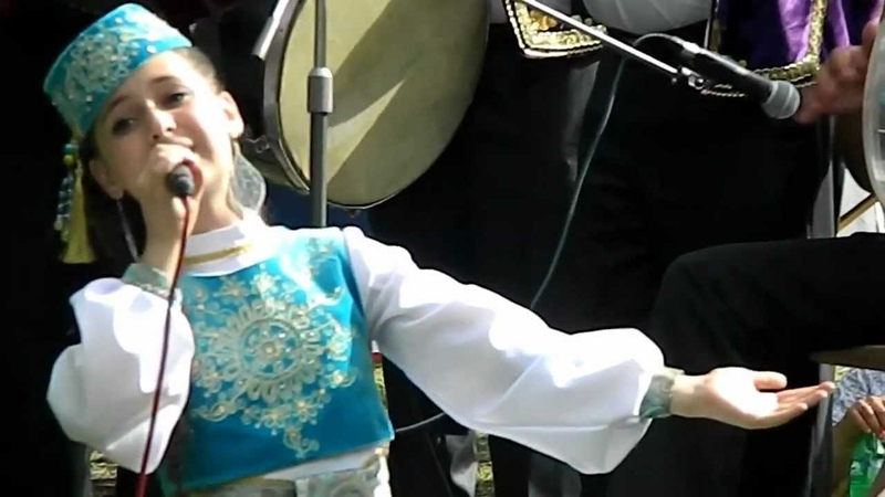 Разие Сейтаблаева на Краине мрий! (23.06.2012)