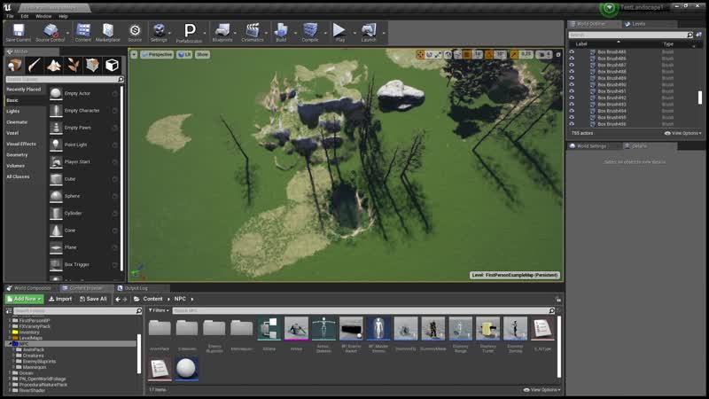 Unreal Engine 4 Tiling? Where is Tiling?