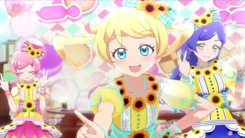 Miracle☆Kiratts — «Otome Attention Please» (Kiratto Pri☆Сhan 79)