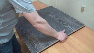 Доска для занятий танцами дома. Технология изготовления доски размером 70х70 см.