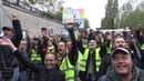Acte XLIX Gilets Jaunes de Paris à La Défense Paris France 19 Octobre 2019