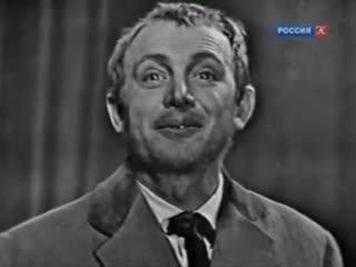 Смоктуновский в спектакле БДТ- Идиот- Сохранившиеся отрывки.