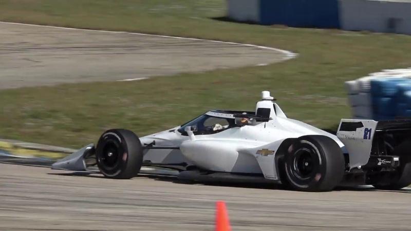 2020 Indycar Sebring Testing