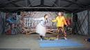 ТМ РШ Танцы со звездами 4 Арина Рылова и Галямова Аделя ЛЕТО 2019 6-я смена