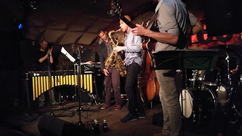 Stablemates Jordi Rossy Vibes Quintet featuring Joshua Redman Mark Turner