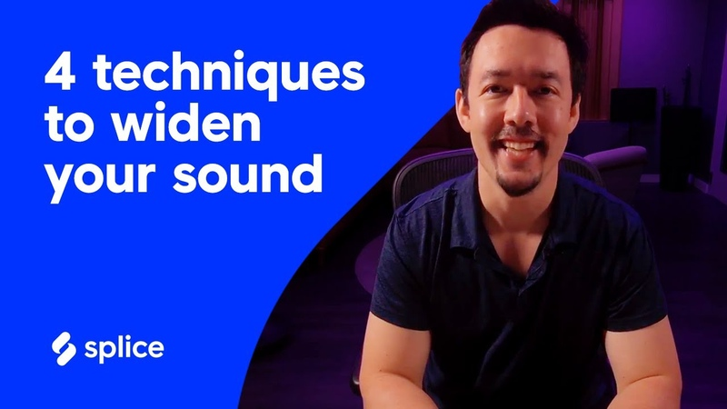4 techniques to widen your sound - production tips for more stereo width