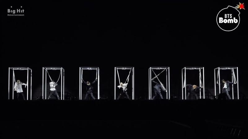 BANGTAN BOMB 'FAKE LOVE' Special Stage BTS focus @2019 GDA BTS 방탄소년단