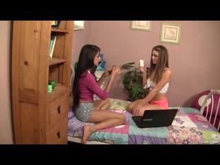 Megan Salinas   Delilah Blue   720HD [Lesbian, pussy licking, Fingerin, Fetish, Lesbian Красотки, Кунилингус, Лесбиянки]+18