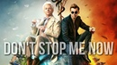 Crowley Aziraphale ][ Don't Stop Me Now || Good Omens