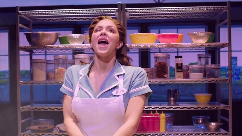 What Baking Can Do Katharine McPhee In Waitress London