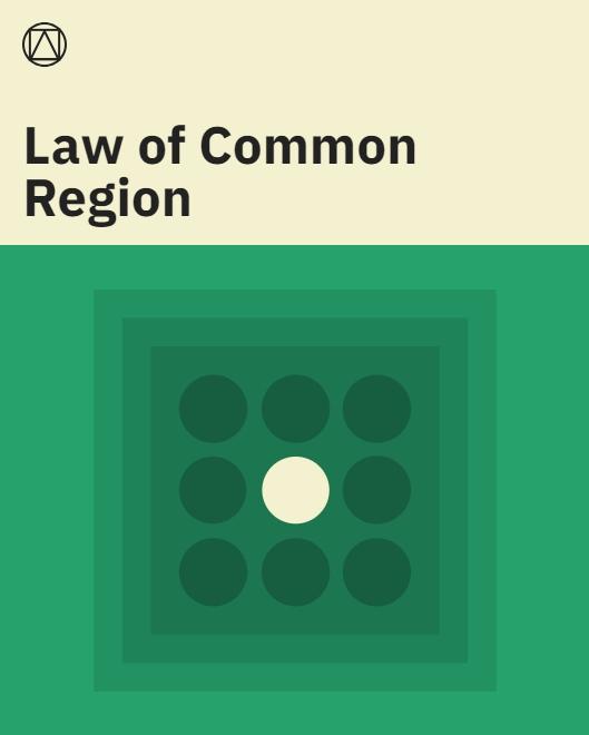 Законы дизайна интерфейсов, изображение №7